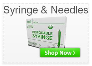 Syringe & Needles