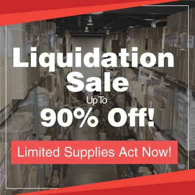 Shop Liquidation Products