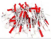 Syringe Closeouts