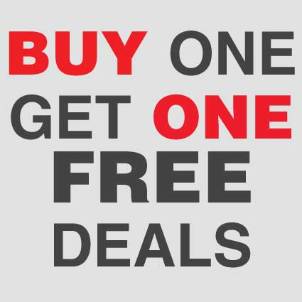Buy One Get One Free Deals