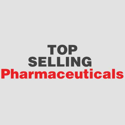 Top Selling Pharmaceuticals