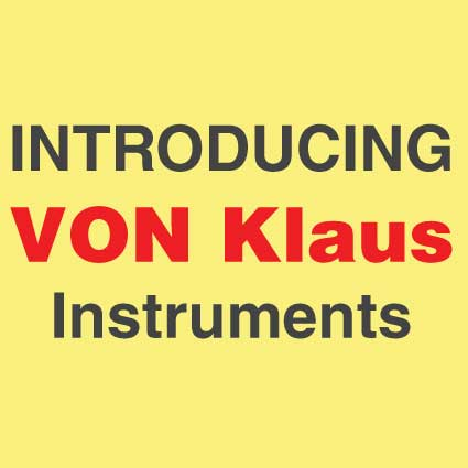 Introducing Von Klaus Instruments