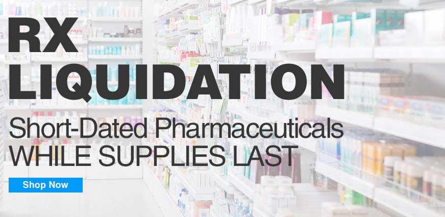 Rx Liquidation Sales