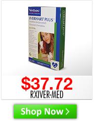 Iverhart Plus medium Desc: 26-50lbs, 6 tablets/pk Price: $37.72 Sku: RXIVER-MED http://www.shopmedvet.com/category/WS101816?r=WS101816&p=WS101816