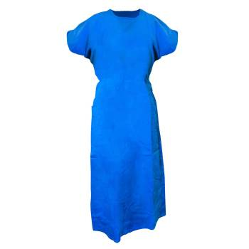 DRESS,SCRUBS,EASY OUT,TEAL,XSMALL