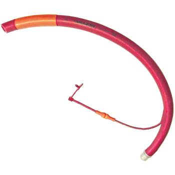 ENDO. TUBE,CUFF,6.0MM,RED RUBBER