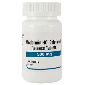 Metformin Er 500mg Price