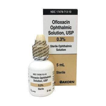 Ofloxacin Ophthalmic Reviews