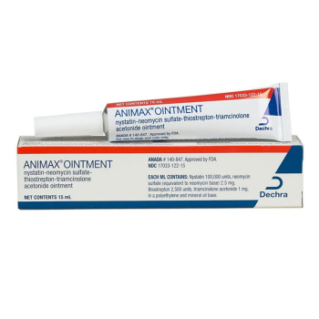RXV ANIMAX 15 ML OINTMENT