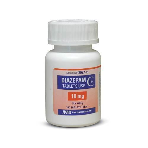 Diazepam 10mg ohne rezept
