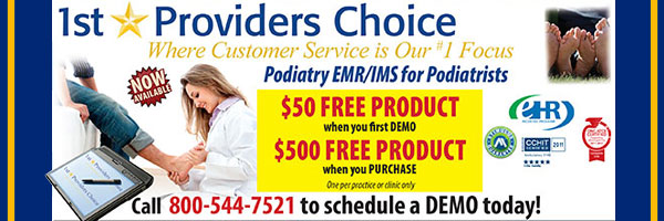 Podiatry Products from MVI-FootCare