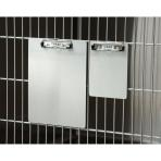 "CLIPBOARD,SS,CAGE,VSSI 5 1/2"" x 7 1/2"""