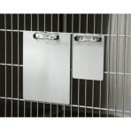 "CLIPBOARD,SS,CAGE,VSSI 9"" x 12"""