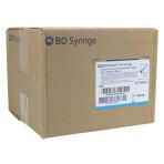 SYRINGE,3CC 25 X 1,BD,100/BX