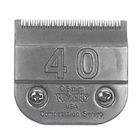 BLADE,CLIPPER,#40 SURGICAL,.6MM, EA