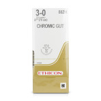 SUTURE,CHROMIC GUT,3-0,CT-2,36/BX