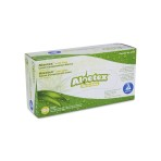 GLOVE,EXAM P/F W/ALOE,SMALL,100/BOX