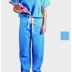 PANTS,SCRUBS,CIEL BLUE,XL