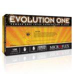 GLOVE,LATEX,PF,EVOLUTION ONE,X-SMALL,100/BX