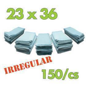 UNDERPAD,IRREGULAR,DISPOSABLE,23X36,150/CASE