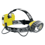 Head Lamp,Adjustable w/ head mount batt.