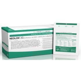 GLOVE,SURGICAL NEOLON, G, SZ 8.0, 100PAIR/CS