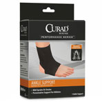 SUPPORT,ANKLE,NEOPR,OPEN HEEL,RETAIL,EA