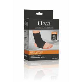 SUPPORT,ANKLE,CURAD,NEOPRN,OPEN HEEL,LARGE,EACH