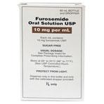 RX FUROSEMIDE ORAL SOL 10MG/ML 60ML