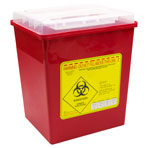 SHARPS CONTAINER 2 GALLON,EACH