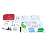 KIT,FIRST AID WOUND CARE,W/2 SUTURE,EACH