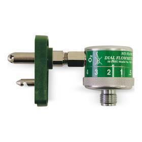 Flowmeter Wall mount dial flow meter