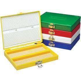 Tray, microscope slide box, 100pc