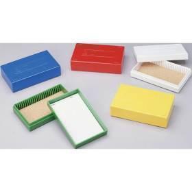 Tray, microscope slide box, 25-place