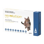 RXV REVOLUTION BLUE,CATS,6PK,5-15LB
