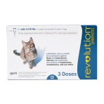 RXV REVOLUTION BLUE,CATS,3PK,5-15LB
