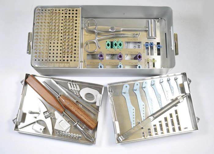 TTA stainless instrument kit