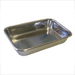 """Tray,Instrument tray, 12"""" x 7 3/4"""" x 2"""""""