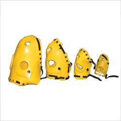 Hood, neonatalfoal protective foam, standard