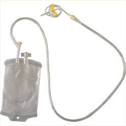 Blood bag, dry, 50 - 150ml