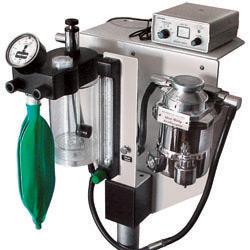 Anes. Machine,JorVet anesth.machine w/Drager iso vaporiz.