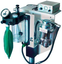 Anes. Machine,Table top anes.machine w/Drager iso vaporiz.