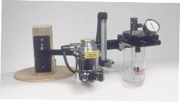 Anes. Machine,Wall mount anesth w/Tech V vaporizer
