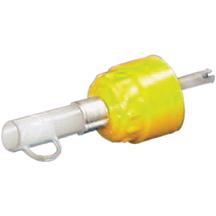 Anes. Machine,Halothane anti-spill pour spout
