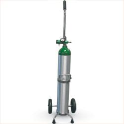 """Oxygen,""""E"""" Cylinder oxygen tank"""