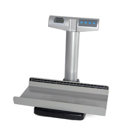 SCALE,DIGITAL PEDIATRIC TRAY, 50 LB CAPACITY