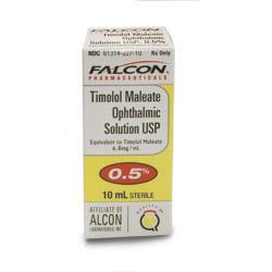 RX TIMOLOL MAL OPH SOL,0.5%,10 ML