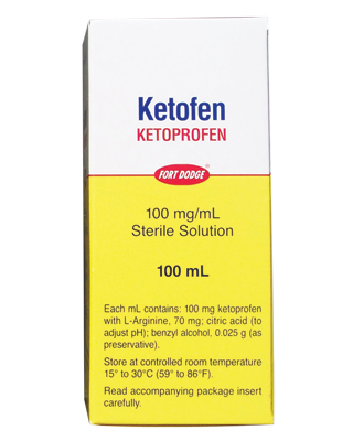 RXV KETOFEN INJECTION,100MG/ML,100