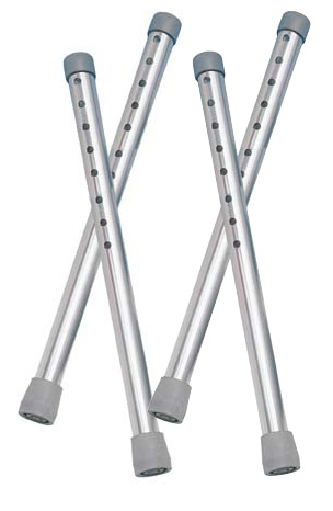 Walker Tall Extension Legs, Gray ,  Size