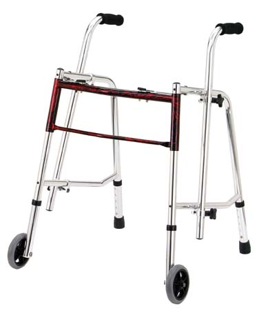 Glider Walker, Flame Red, Standard Size